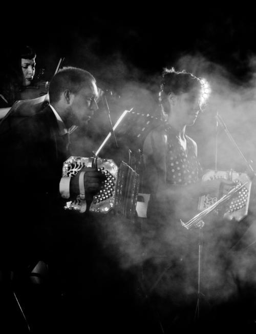 Orquesta Romantica Milonguera, Modena, 2018