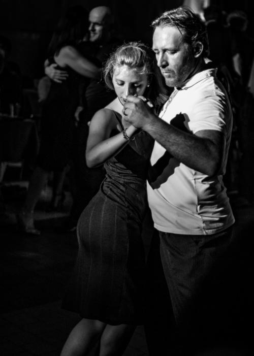 Milonga con Romantica Milonguera dal vivo, Modena, 2018
