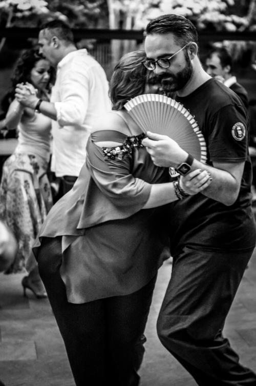 Tango a Las Violetas, Parma, 2018